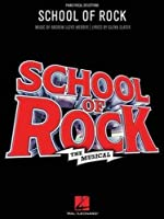 School of Rock: The Musical, Piano Vocal Selections