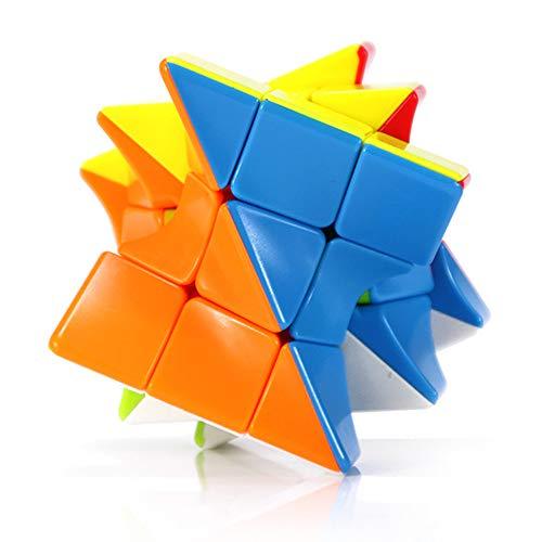 FanXin Cubo 3x3x3 Torsion stickerless Puzzle speedcube Velocidad Regalo Original LEVEL25
