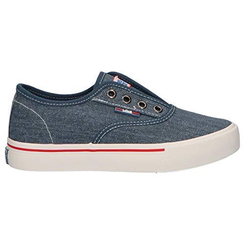 LOIS JEANS Sneaker für Junge und Mädchen und Damen 60103 252 Jeans Schuhgröße 35