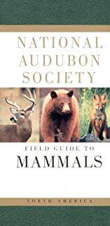 National Audubon Society Field Guide to North American Mammals - 1996 publication.