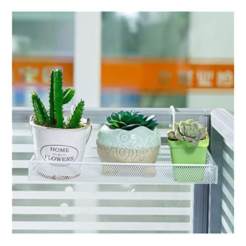 Yxx max -bloemenrek Flower Staand Desk Rack smeedijzeren smeedijzer-rack vensterbank opslagstop rek plantenstandaard displaystandaard