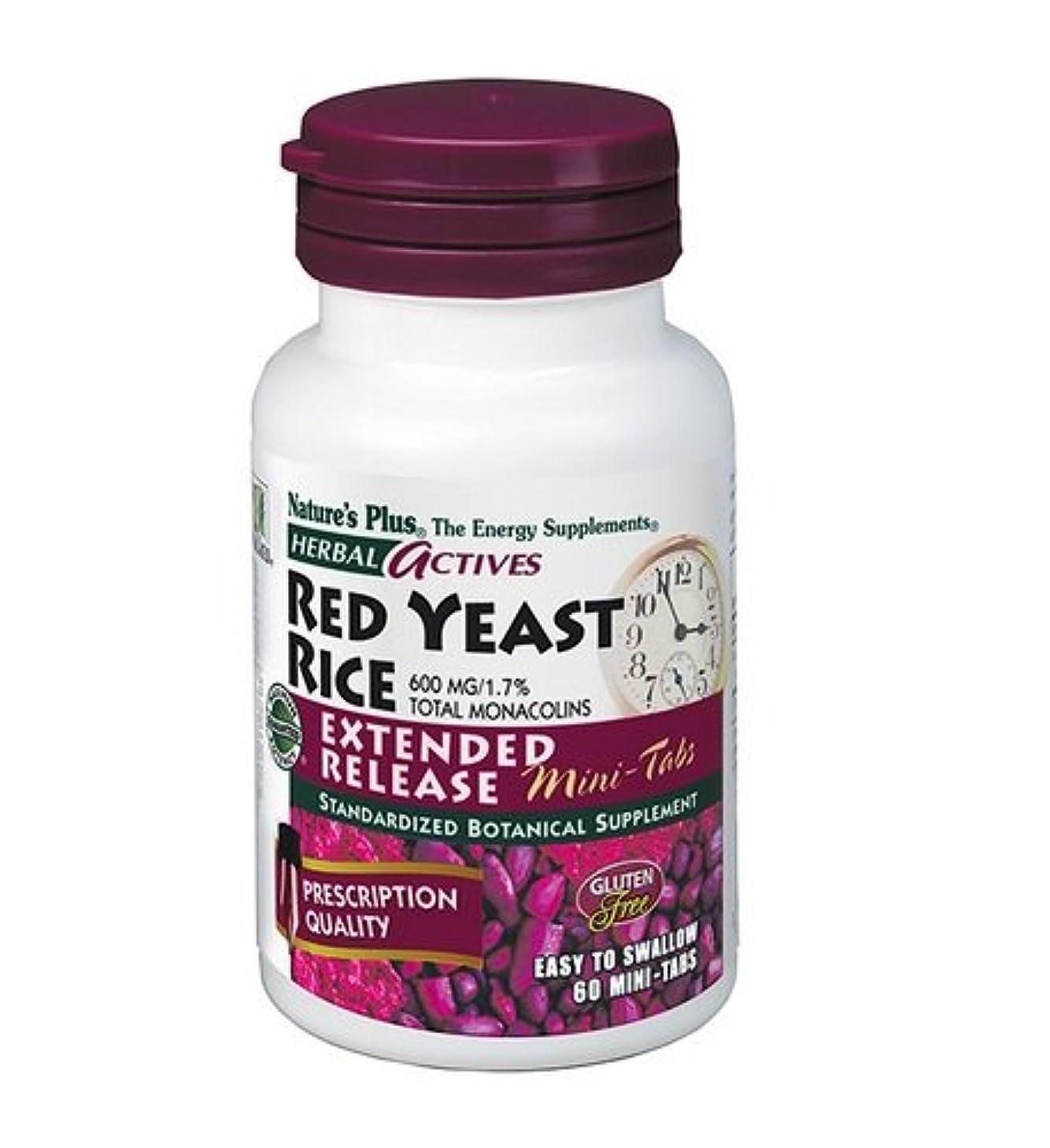 ぎこちない領事館抑制する紅麹 (べにこうじ) Red Yeast Rice 600mg【海外直送品】