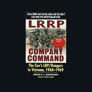 LRRP Company Command audiobook cover art