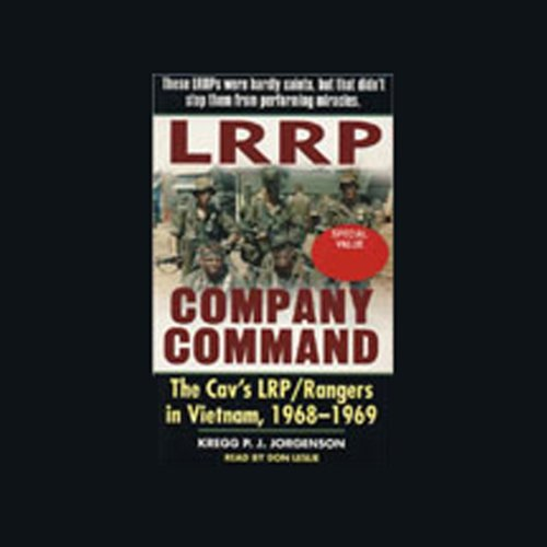 LRRP Company Command cover art