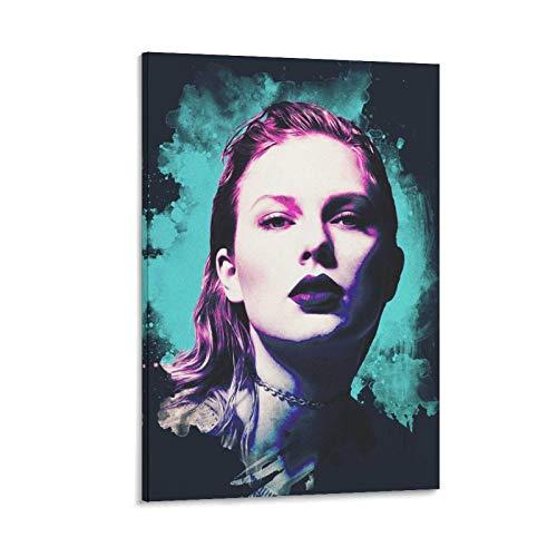 CAICAI Taylor Swift Reputation - Póster de impresión artística para pared (60 x 90 cm)