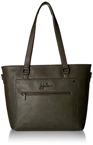 JuJuBe Damen Everyday Tote changing bag vegan leather, Olivgrün, Einheitsgröße