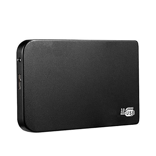 VDSOIUTYHFV Portátil Disco Duro Externo, HDD, USB 3.0 para PC, Ordenador Portátil