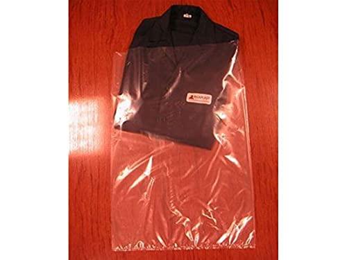 Bolsa Plastico Transparente 27x35cm 1 Kilogramos Baja Densidad =870138=