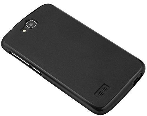 kazoj Schutzhülle kompatibel mit Huawei Honor Holly Hülle aus TPU in schwarz - 3