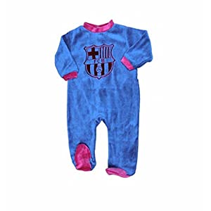 FC Barcelone - Pijama para bebé, diseño del FC Barcelona ...