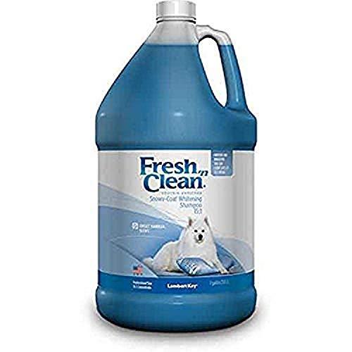 Lambert Kay Fresh and Clean Snowy-Coat Shampoo, 15.1-Gallon