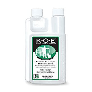 THORNELL KOE-P K.O.E Kennel Odor Eliminator Concentrate 20