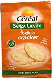 Céréal Foglie di Cracker - Senza Lievito - Per Aperitivo o snack - 250 g...
