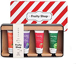 Idc Institute Fruity Shop Hand Cream 30ml. 4 Pcs - 744 gr.