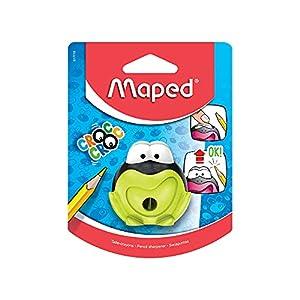 Maped 017710 – Sacapuntas, 1 unidad, colores surtidos