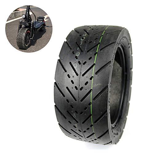 GOHHK Elektroroller-Reifen Langlebige Räder, 90/65-6,5-Vakuum-Luftreifen, 11-Zoll-Breitreifen, rutschfeste Reifen, hohe Verschleißfestigkeit, Alterungsbeständigkeit, 150 kg Last