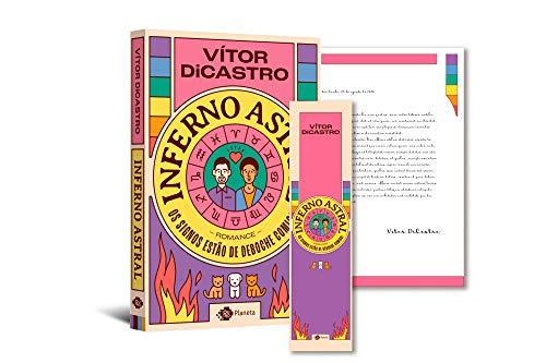 Inferno Astral - Edição Com Marcador E Carta Do Autor -