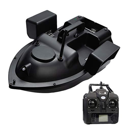 Angelköder-Boot RC Boot 500M Entfernung GPS Köder-Boot GPS Postion Auto Cruise Fernbedienung Angelköder-Boot Mit Doppel Motors,12000mAh