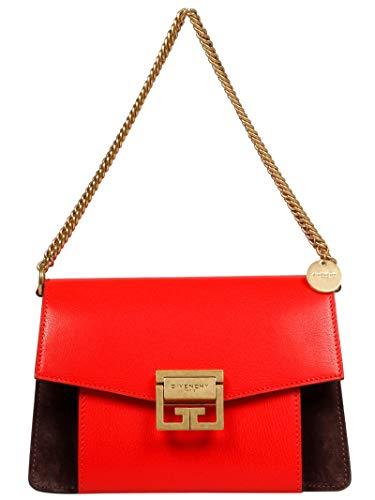 Givenchy Luxury Fashion Donna BB501CB033612 Rosso Borsa A Spalla | Primavera Estate 19