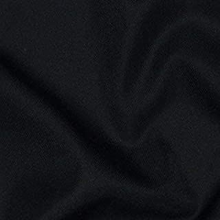 Duvetyne Black Commando Cloth 55