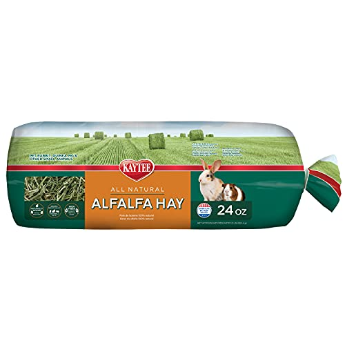 Kaytee Alfalfa Mini Bale Pet Treat