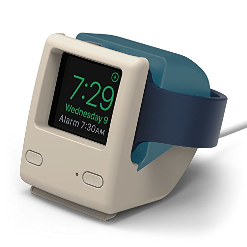 elago『W4 STAND for APPLE WATCH』