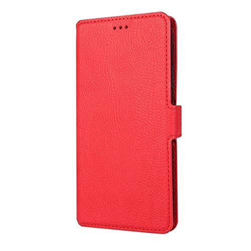 GHC Casos y Cubiertas para iPhone 12 MINI, Flip Cuero Funda de Teléfono Funda Magnética para iPhone 11 Pro XS Max X XR 8 7 6S 6 Plus 5 5S SE 2020