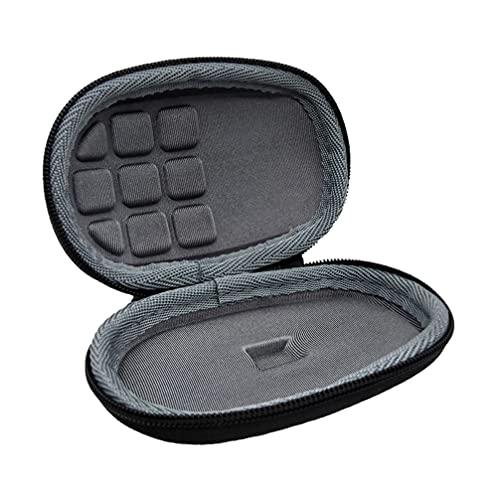 OSALADI Ratón Inalámbrico Bolsa de Viaje Ratón EVA Bolsa de Almacenamiento Compatible con MX Anyplace 2S M185 M325