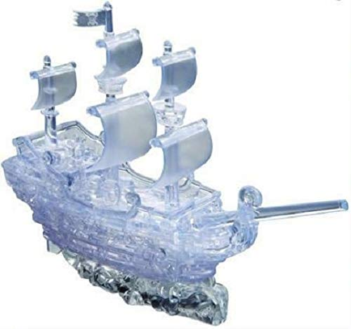 Funtime Pirate Ship Crystal Puzzles