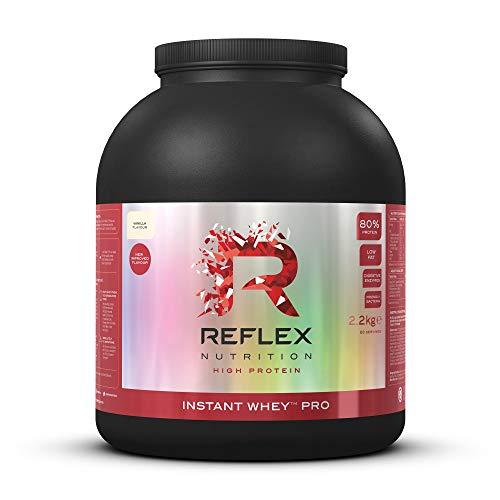 Reflex Nutrition Instant Whey Pro Vanilla - 2200 gr