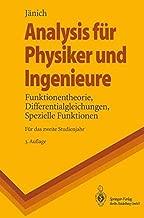 Analysis Fur Physiker Und Ingenieure: Funktionentheorie, Differentialgleichungen, Spezielle Funktionen (3., Nochmals Durchges. Aufl.)