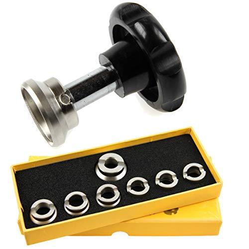 Gehäuseöffner S1 Deluxe® SEMIPRO 1 zum ÖFFNEN von Rolex Uhren und Nachbauten inkl. 36,5mm Einsatz