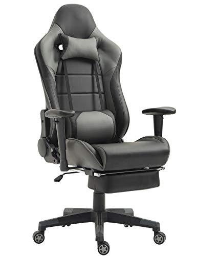 Gaming-Stuhl Computer-Spielstuhl, Renn-, Bürostuhl, ergonomische Rückenlehne und...