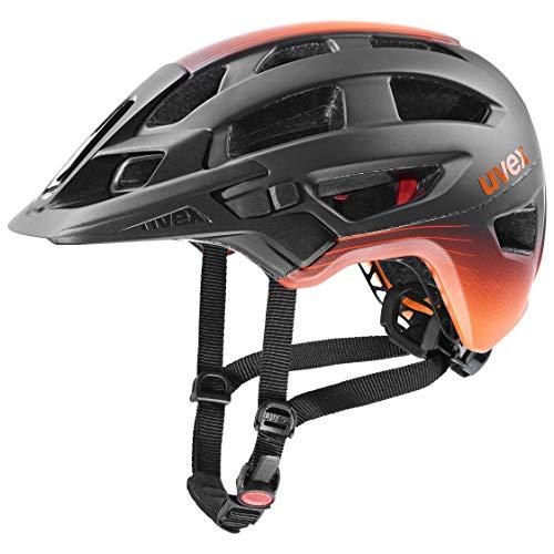 Uvex Finale 2.0 Tocsen Casco de Bicicleta, Unisex Adulto, Titan-Orange Mat, 52-57 cm
