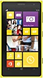 Nokia Lumia 1020 - Smartphone libre Windows Phone (pantalla 4.5', cámara 41 Mp, 32 GB, 1.5 GHz, 2 GB RAM), amarillo [Importado de Alemania]