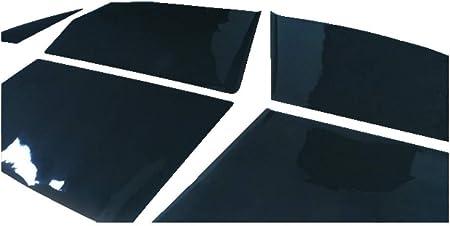 Medium 25/% VLT Film Mazda 3 Sedan 2010 2011 2012 PreCut Window Tint