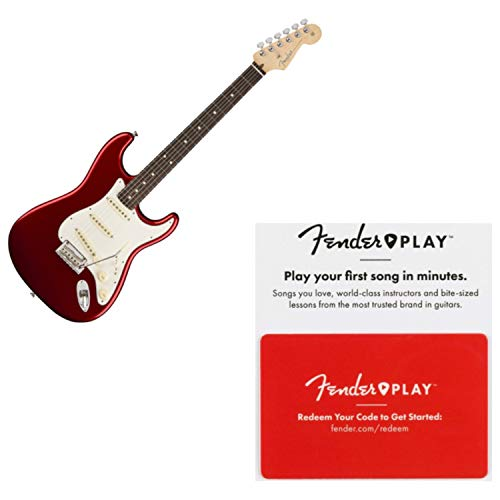 Fender American Professional Stratocaster Rosewood Fingerboard Electric Guitar (