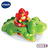 VTech - ZoomiZooz - Croco magique + 1 animal - Animaux à collectionner