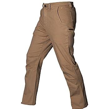 Vertx Men s 38 30 Delta Stretch Pants Tobacco