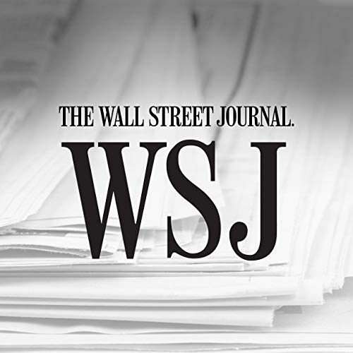 The Wall Street Journal Digest audiobook cover art