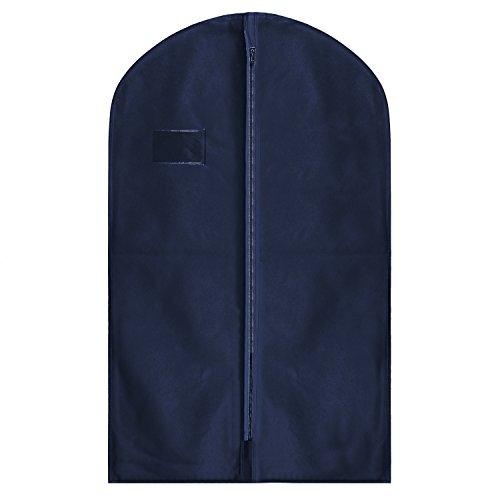 hoesh International Marineblau Wasserdicht Anzug deckt 101,6cm (100cm), gratis Druck im lieferumfang enthalten., navy, 24 x 40 inches, Pack of 10