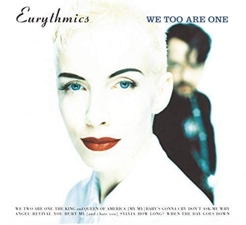 Eurythmics, Annie Lennox & Dave Stewart