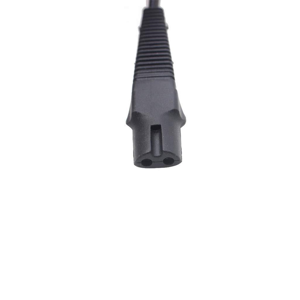CUEYU - Cargador de afeitadora con Cable de alimentación de 12 V para Serie 7 9 3 3 5 1 afeitadora eléctrica 720 CC 790 CC: Amazon.es: Deportes y aire libre