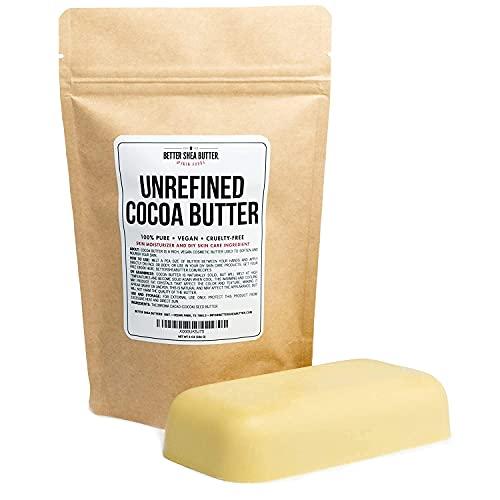 Cocoa Butter - 100% Pure 8 oz