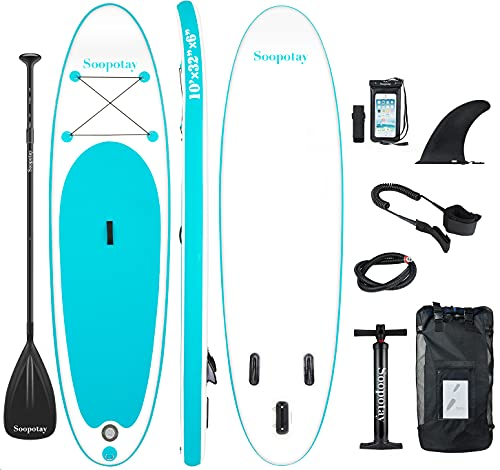 Soopotay Inflatable Paddle Board