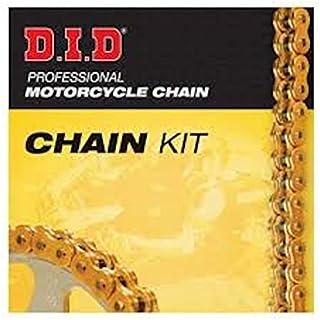 Kit cadena corona piñón X-Ring 525ZVMX abierto compatible con KTM Supermoto 990 SM T LC8 2009 2011 DID