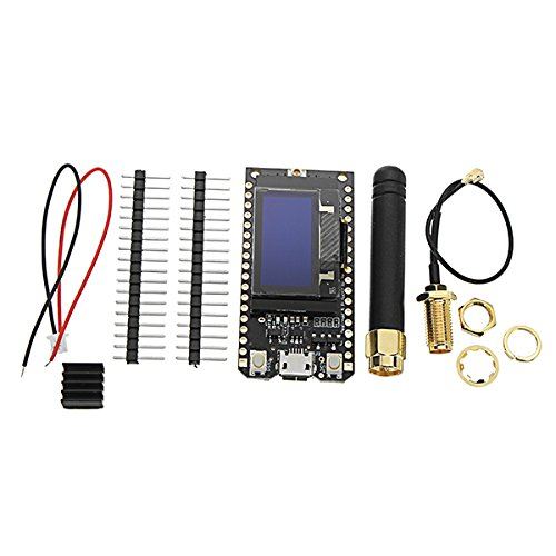 Amazon.es - TTGO Lora32 OLED 868 / 915MHz Sx1276 (1 piece)