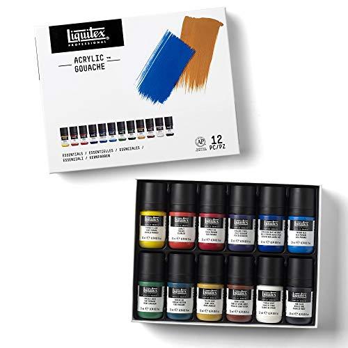 Gouache Paints Set 9