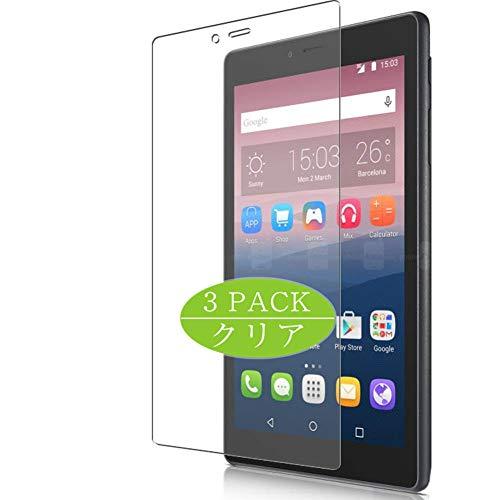 Vaxson - Protector de pantalla compatible con Alcatel Pixi 4 3 g (7), HD, protector de pantalla [no vidrio templado]