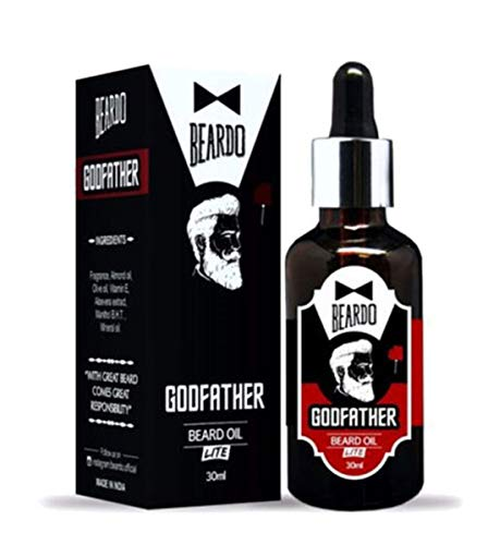 Beardo Godfather Lite Beard and Moustache Oil - 30 ml
